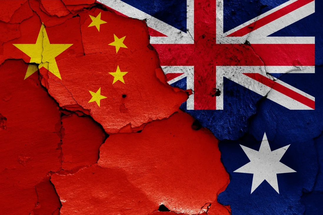 Canberra and Beijing have been locked in a tit-for-tat conflict since April 2020, and bilateral relations have deteriorated to their lowest point in decades. Photo: Shutterstock