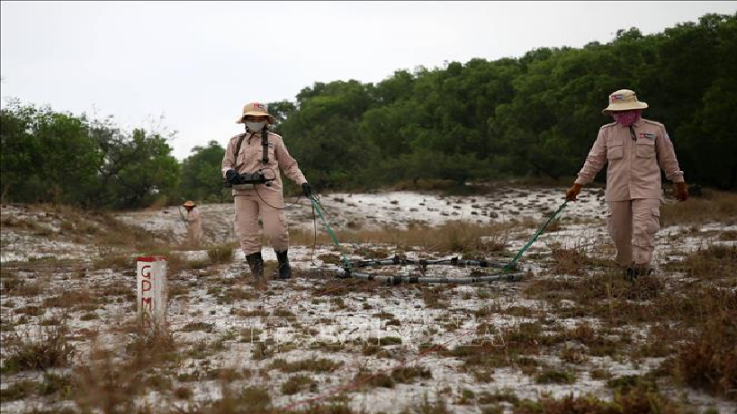 vietnam us joint efforts in uxo clearance in review tragedy transformed into partnership