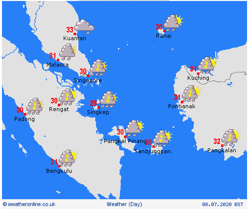 weather forecast for vietnam and asian countries on july 9 heatwave persists in northern and central vietnam