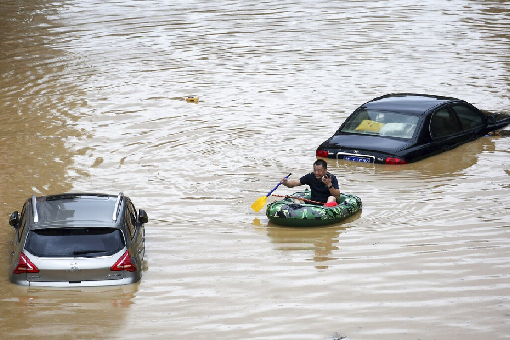 2657 flood in china 2