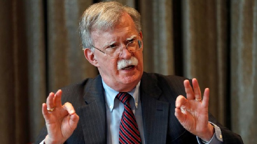 john bolton us to take stronger actions against china in east sea