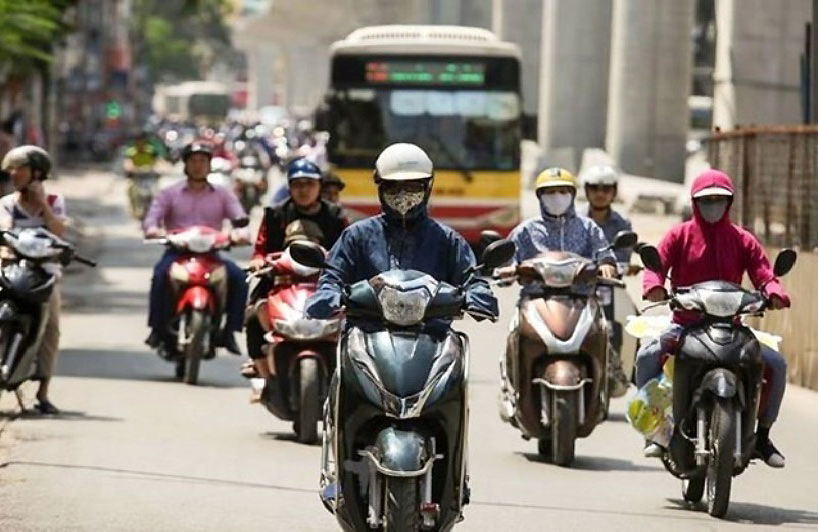 Vietnam weather forecast: students to sit for exams under scorching heat