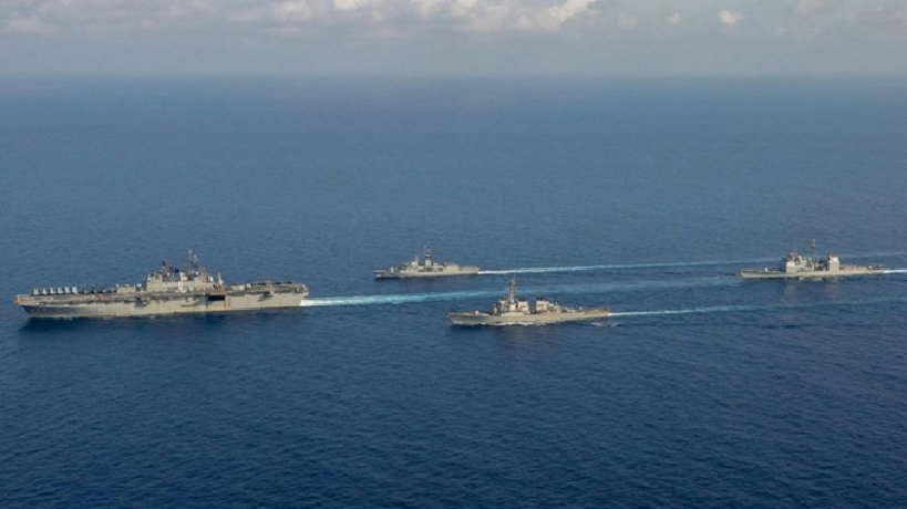 south china sea issue international consensus puts pressure on china