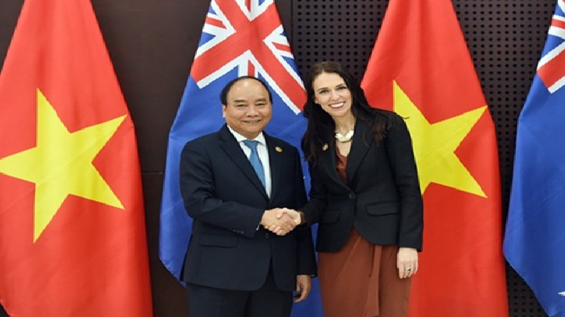 Vietnamese, New Zealand PMs to hold online high-level talks on July 22
