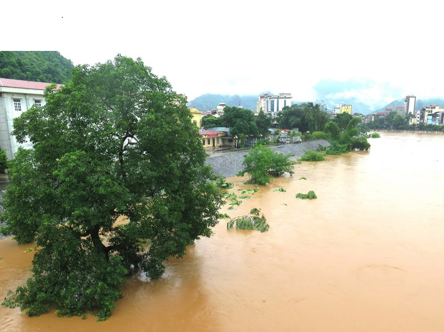 five dead two injured in ha giang flooding more rains forecast