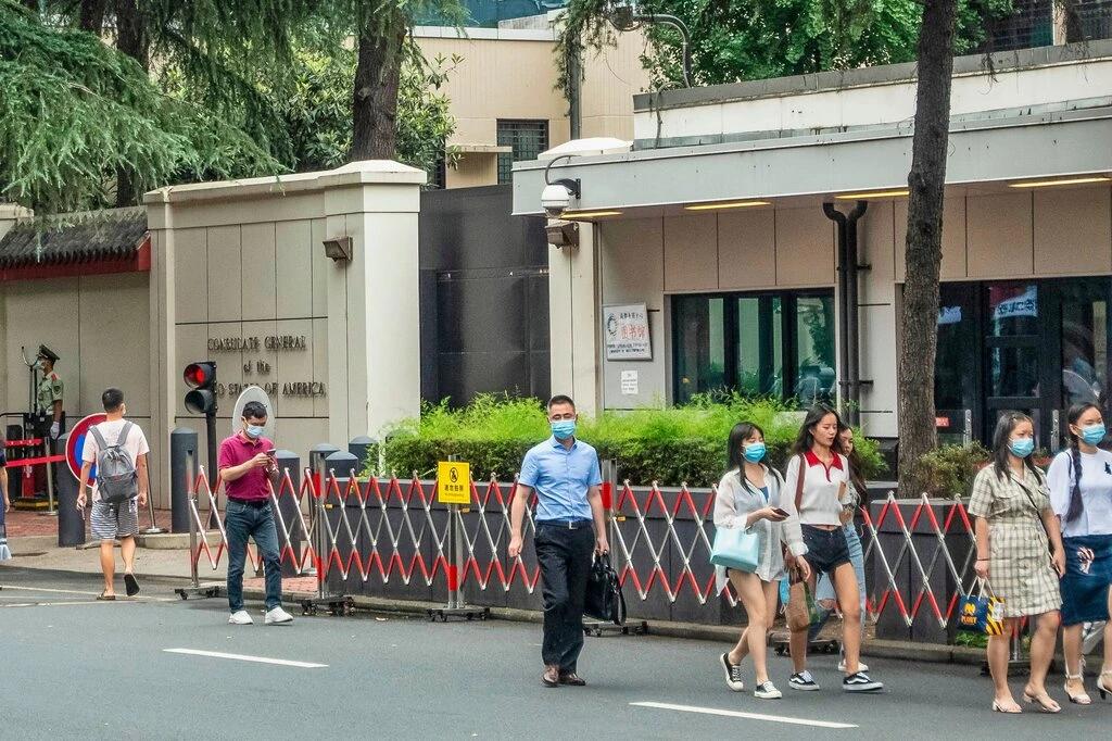 china orders us to close chengdu consulate in retaliation for houston closure