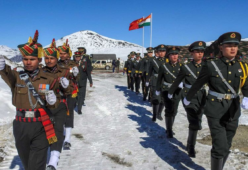 china india agree to speed up border troop pull back