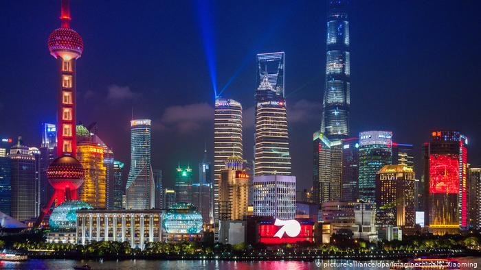 Shanghai, where Klaus L. was recruited by Chinese intelligence in 2010