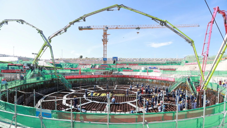 Construction On World's First Commercial Modular Small Reactor Starts In China