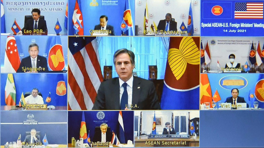 US Helps ASEAN Raise Pandemic Response Capacity