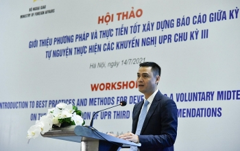 UN Applauds Vietnam's Efforts in Human Rights Protection, Promotion