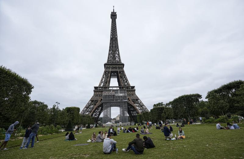 Eiffel Tower Reopens After Nine-Month Closure, With Covid Passes Required