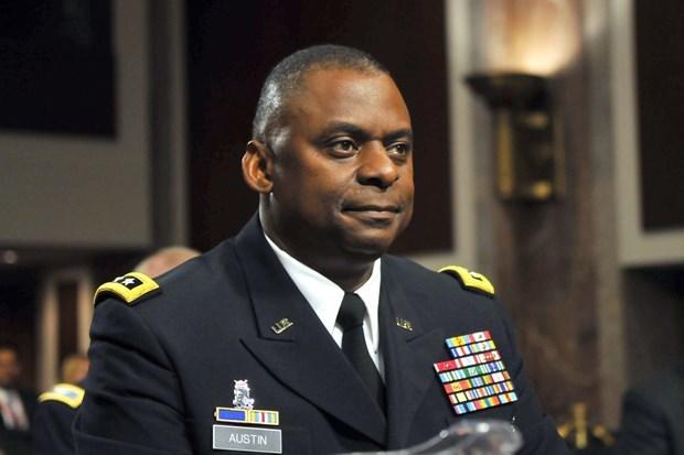 US Defence Secretary Lloyd Austin (Photo: AFP)