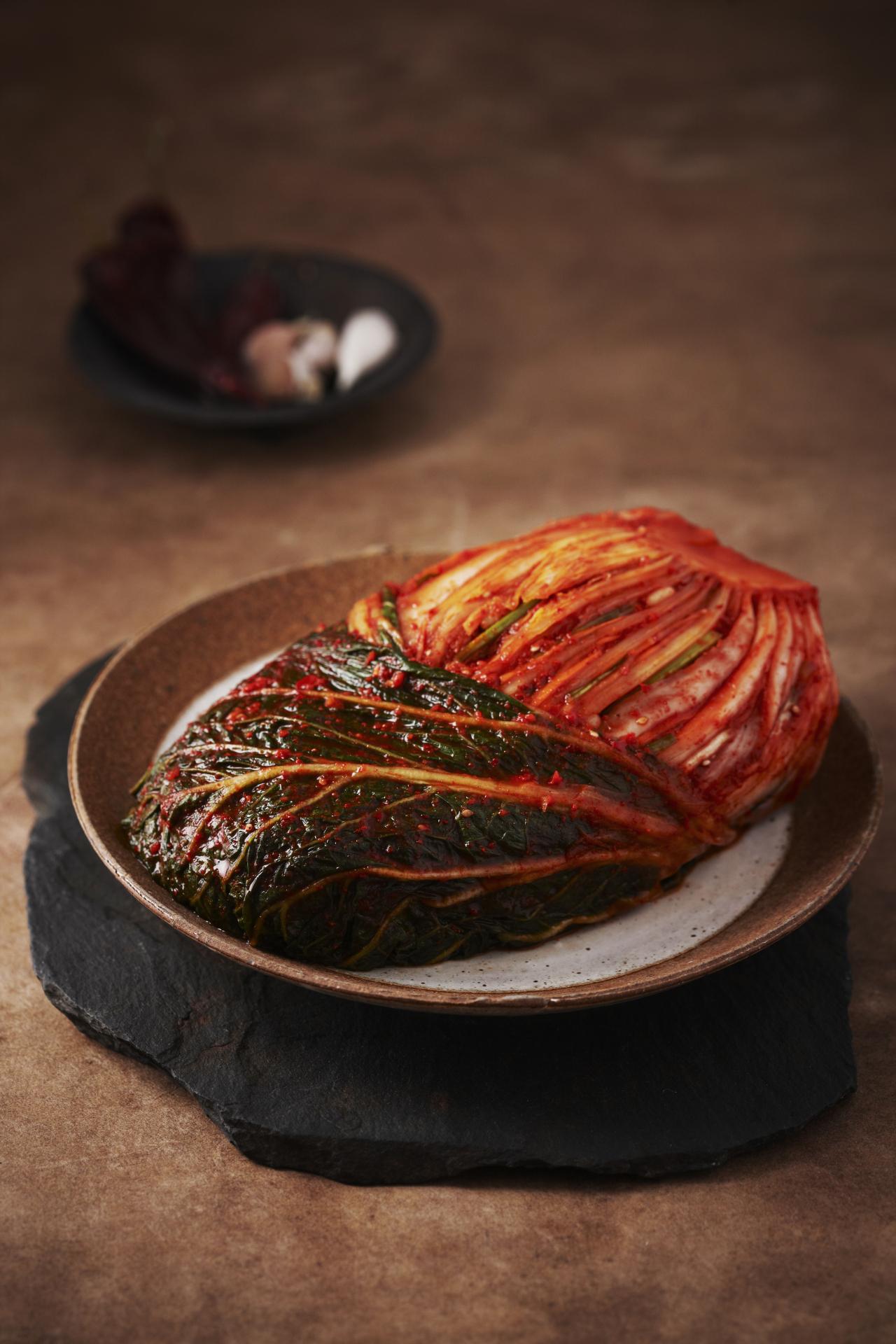 (World Institute of Kimchi) (World Institute of Kimchi)