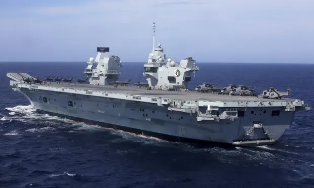 South China Sea: UK Says It Has No Plans for Naval Confrontation after China Warning