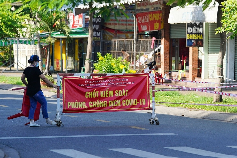Covid-19 in Vietnam: Southern Localities Extend Social Distancing for Another Two Weeks