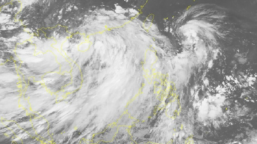 Vietnam weather August 2: Storm Sinlaku heads toward northern, north-central regions