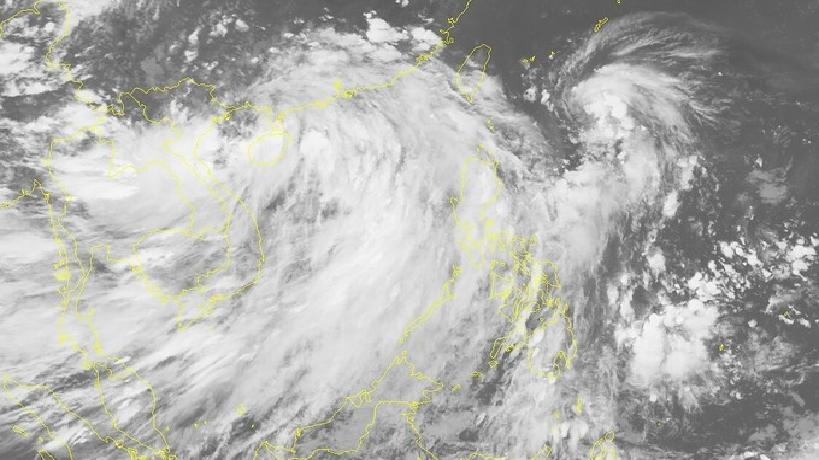 vietnam weather august 2 storm sinlaku heads toward northern north central regions