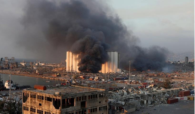 beirut explosion death toll rises to 135 vietnam sends condolences