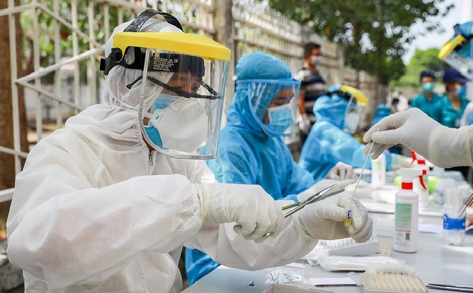 Central provinces in Vietnam to quarantine HCMC entrants to curb the spread of Covid 19 pandemic