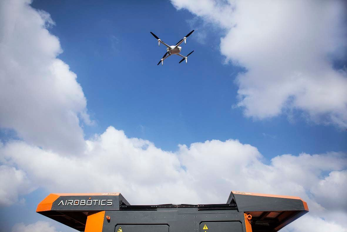 Singapore trials pilotless drones for social distancing monitoring amidst Covid-19 pandemic