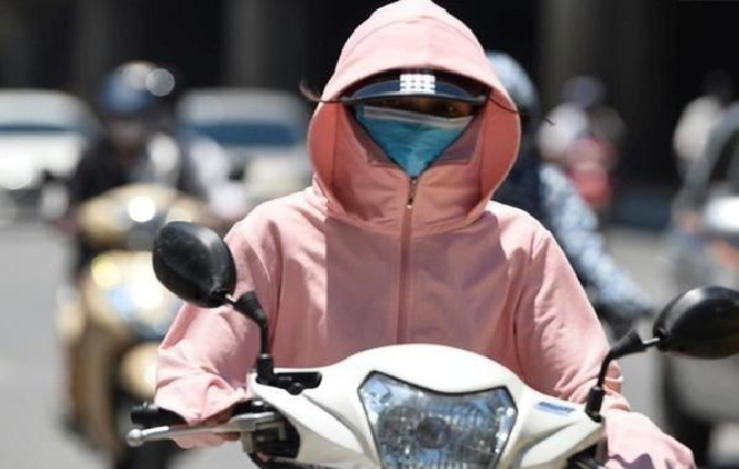 vietnam weather forecast north and central regions face severe heat
