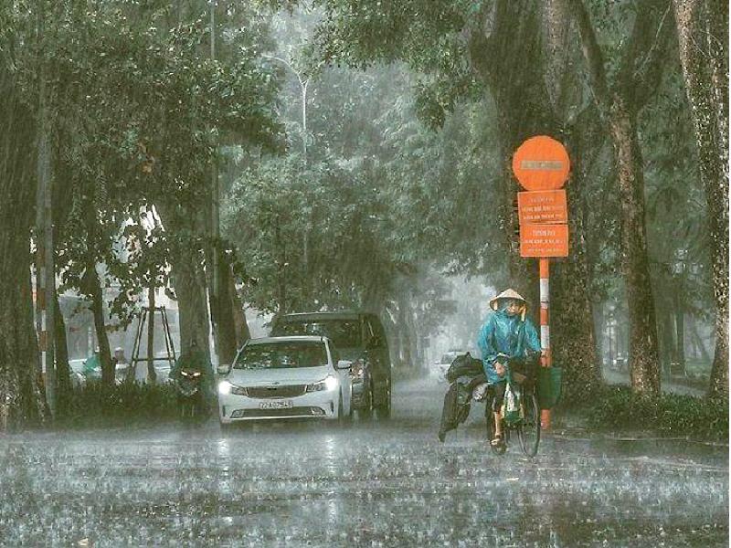 5727 rains