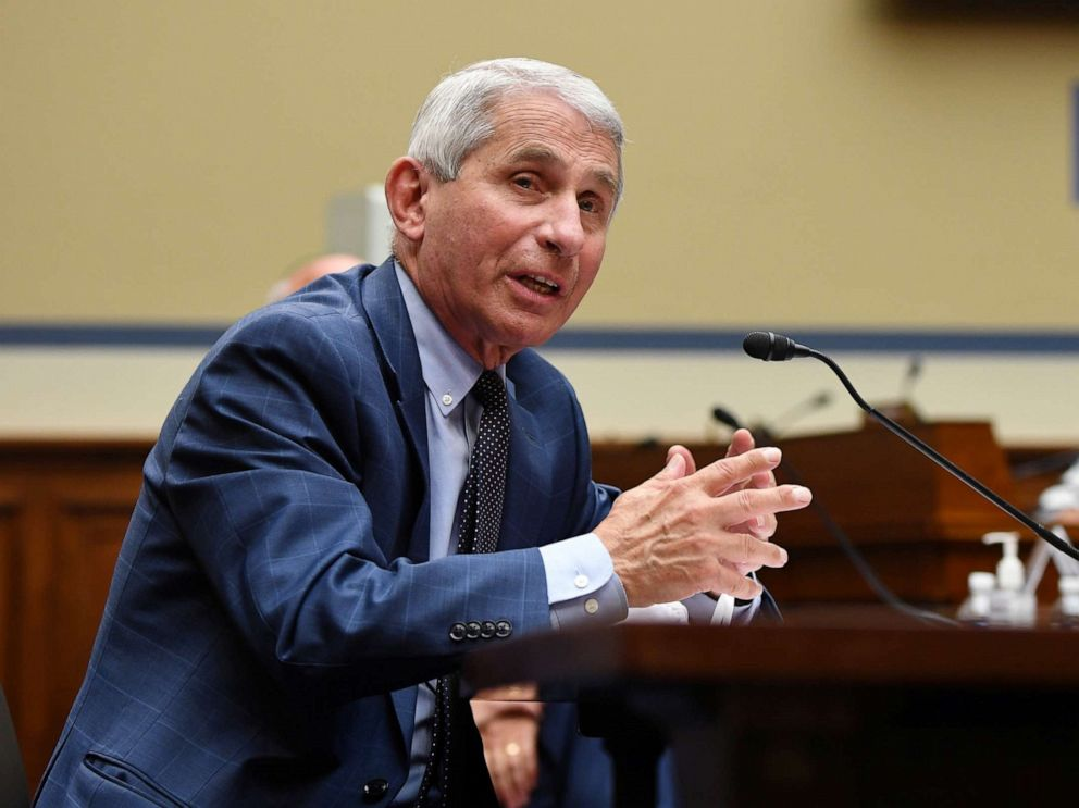 top us expert fauci has doubts about russian coronavirus vaccine