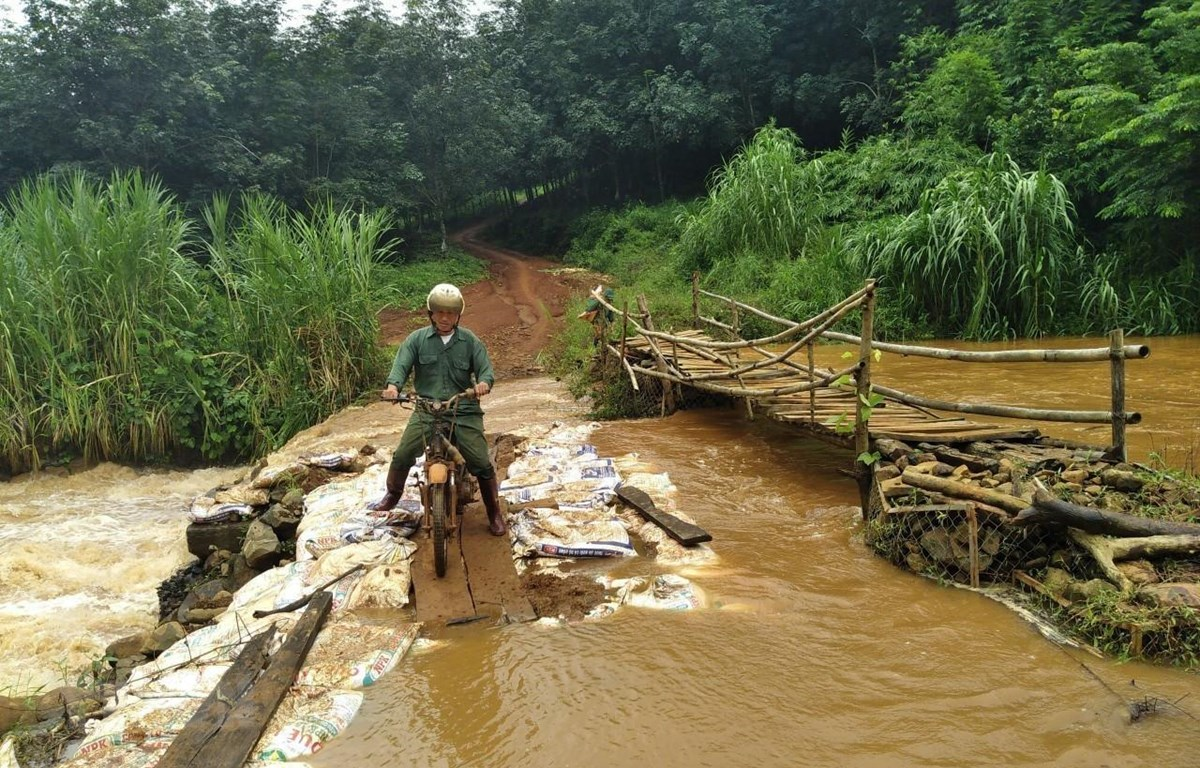 northern vietnam forecasted to brace for torrential rains flash floods and landslides
