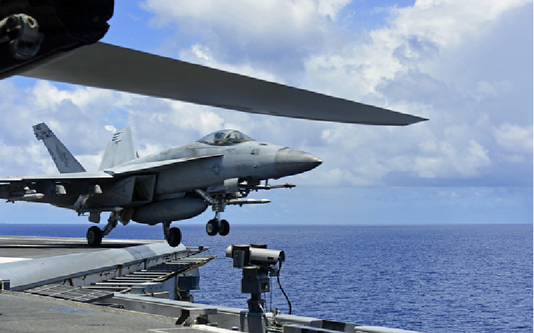 US sends strike group to South China Sea (Bien Dong Sea) for flight drill