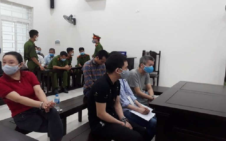 two foreigners sentenced for trying to illegally sneak vietnamese europe