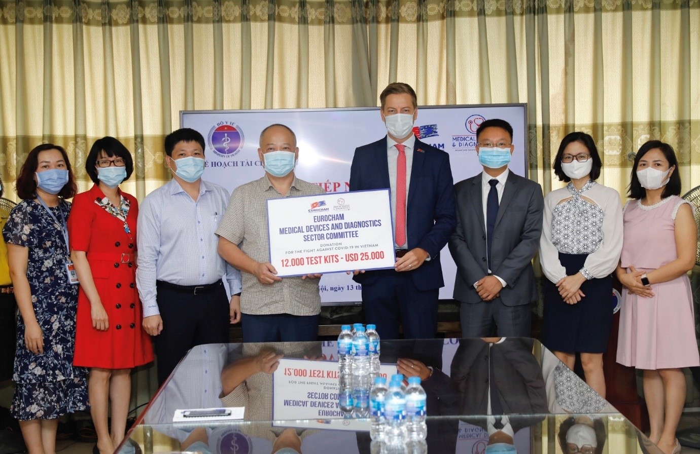 eurocham joins hands with vietnam in fight against covid 19