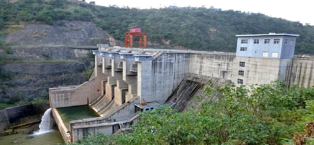 5232 dam in china