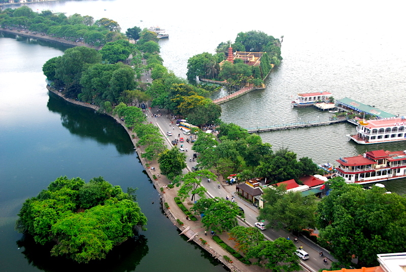 hanoi to install more free wi fi hotspots to boost tourism