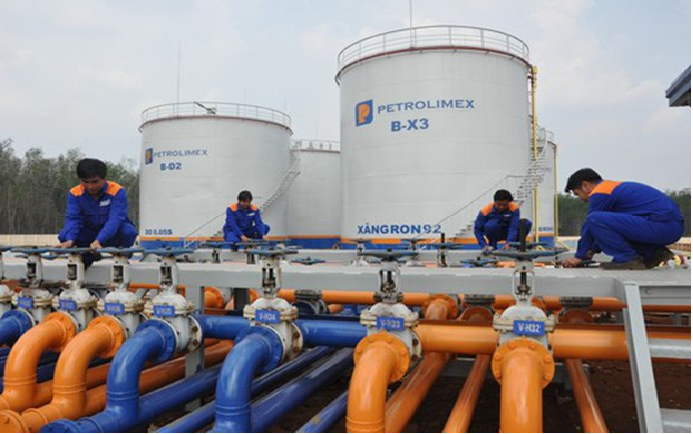 vietnams crude exports to china down but sales to malaysia thailand up in july