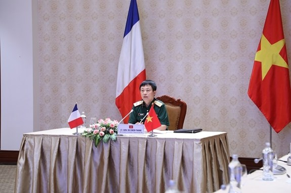 Vietnam - France Defence Cooperation Thriving
