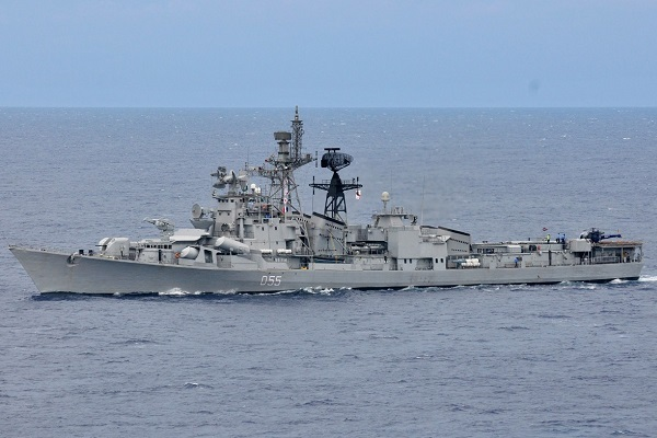 Indian Navy to Deploy Warships in South China Sea (Bien Dong Sea) for Two Months
