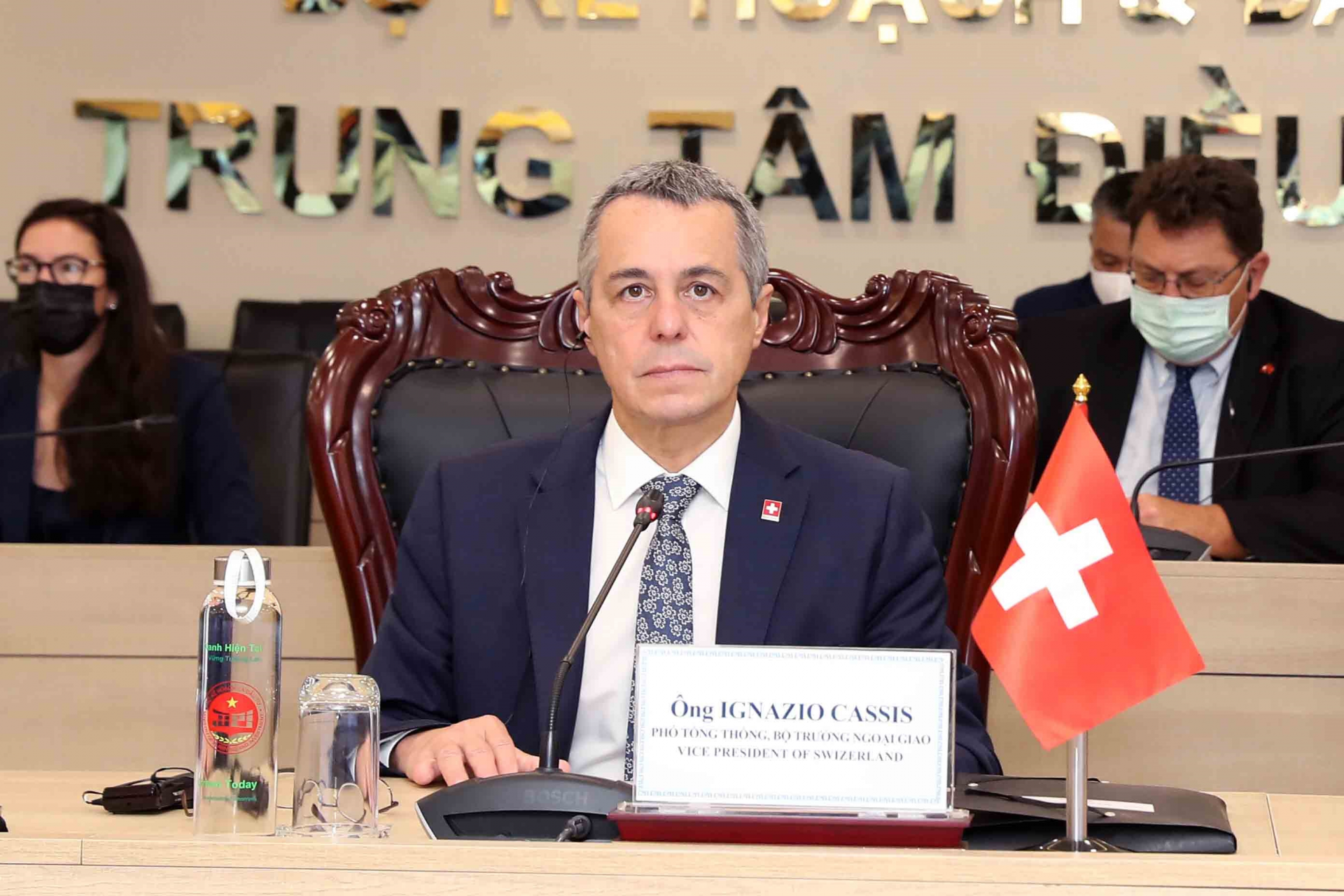 Switzerland Offers Vietnam Nearly US$80 million for Business Environment Improvement