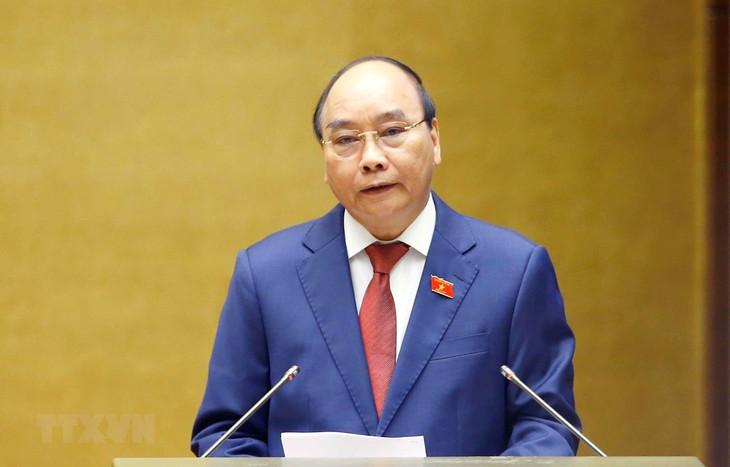 President Nguyen Xuan Phuc (Photo: VNA)
