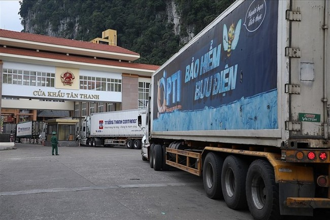 China Reopens Border Gate with Vietnam after Covid closure