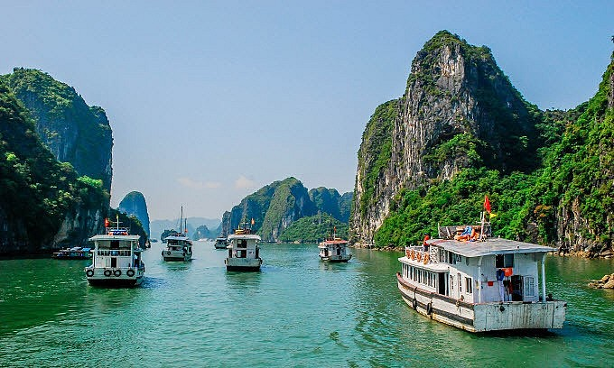 Ha Long Bay Among Nominees for Asia's Leading Tourist Attraction