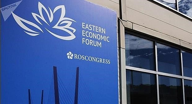 The 5th Eastern Economic Forum draws the participation of around 8,000 delegates from more than 50 countries worldwide (Source: Sputnik)