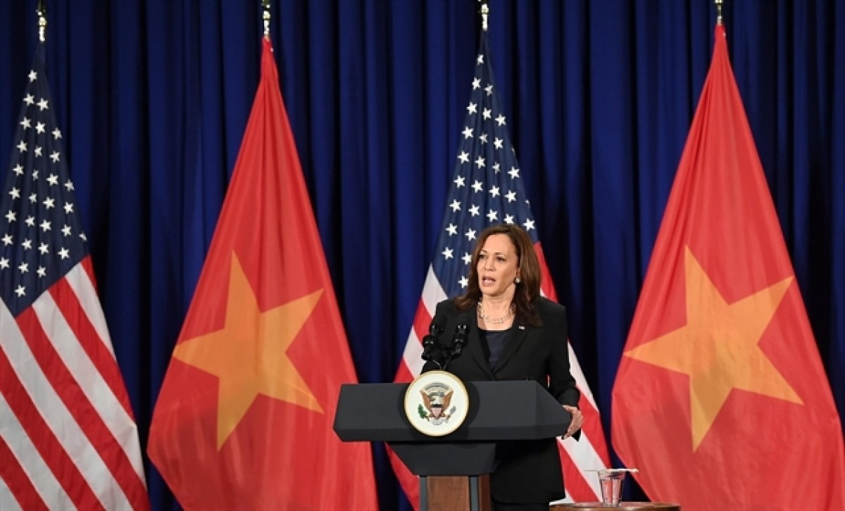 US Vice President Concludes Vietnam Visit, Next Chapter in Bilateral Relations Begins