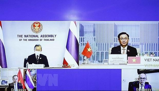 Vietnam, Thailand Forge Enhanced Strategic Partnership