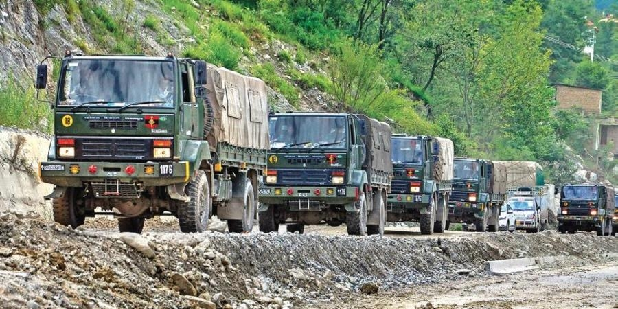 india china accuse each other of border violations