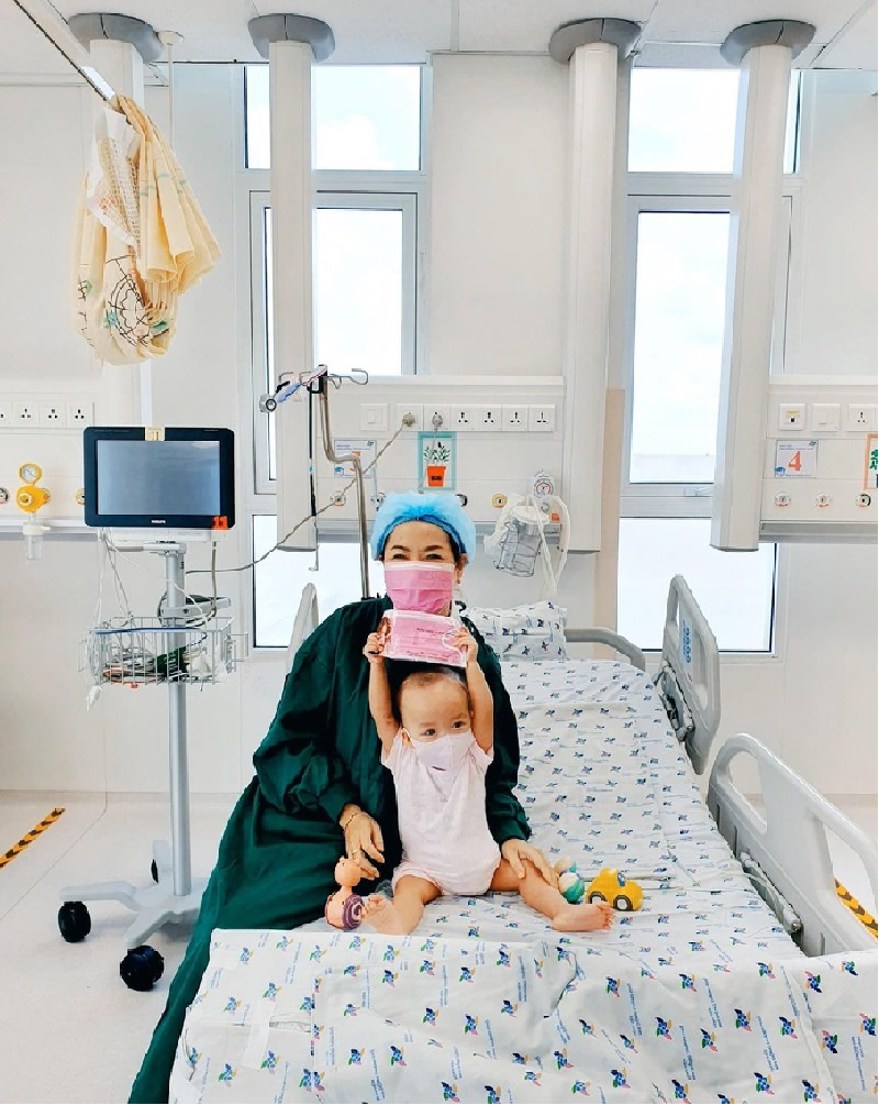vietnamese conjoined twins to take very first steps soon after successful surgery