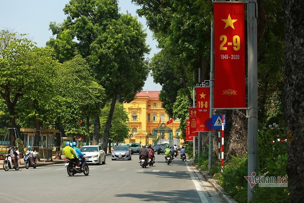 vietnam weather hanoi celebrates national day under scorching heat