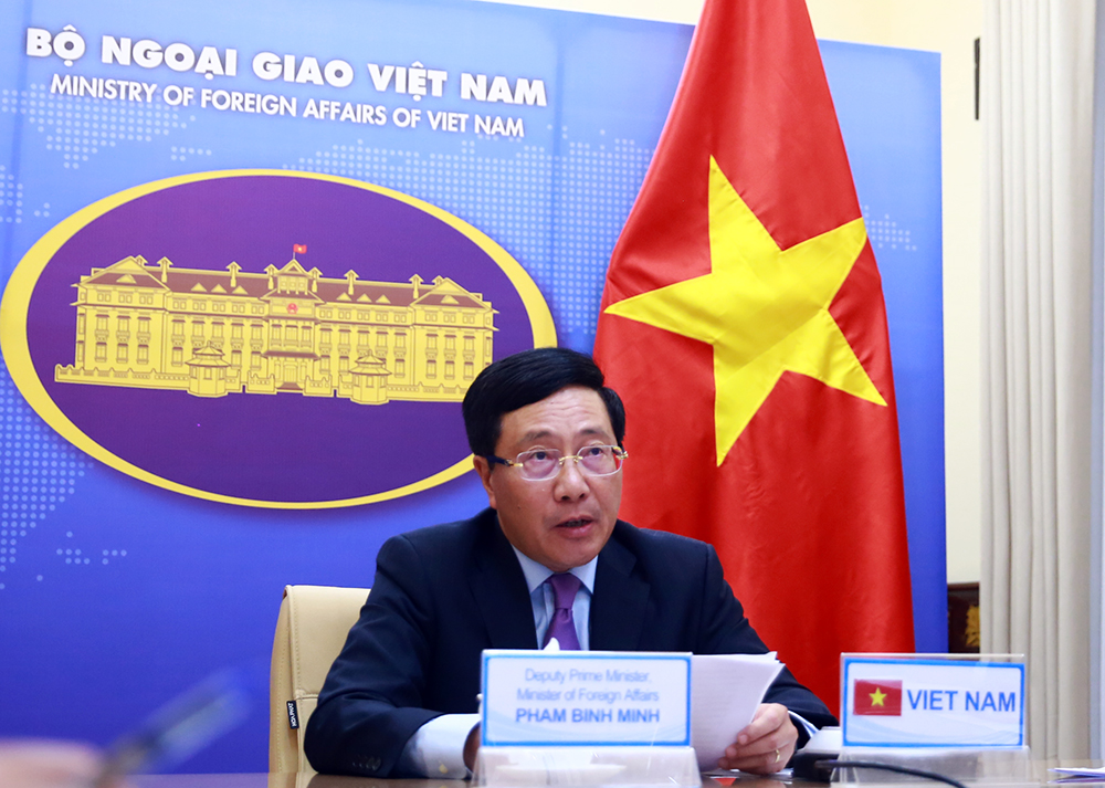 Vietnam suggests G20 advance Code of Conduct for border management cooperation