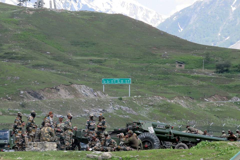china claims to have taken countermeasures to indias military provocation