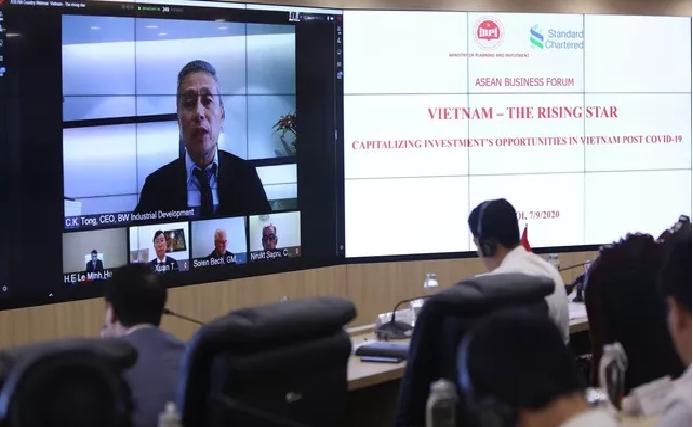 Vietnam – the rising star in FDI attraction